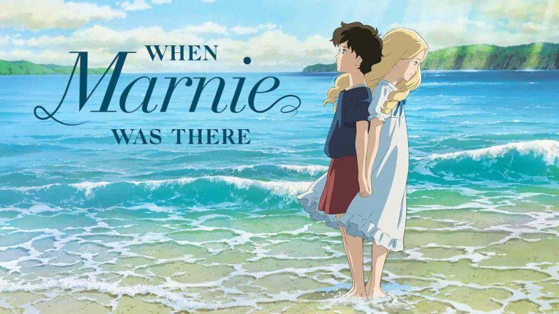 When Marnie Was There (2014) ฝันของฉันต้องมีเธอ